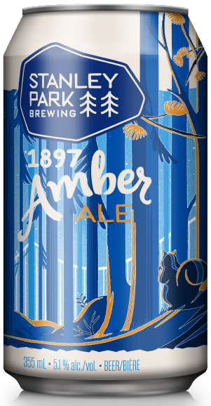 1897 Amber - Stanley Park Brewing