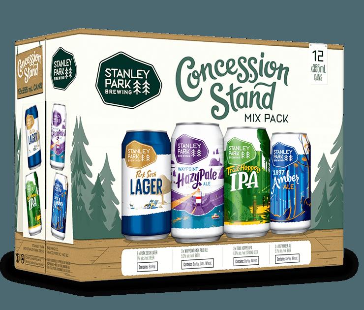 stanley park brewing beers