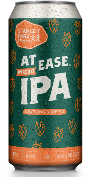 At Ease Micro IPA - Stanley Park Brewing
