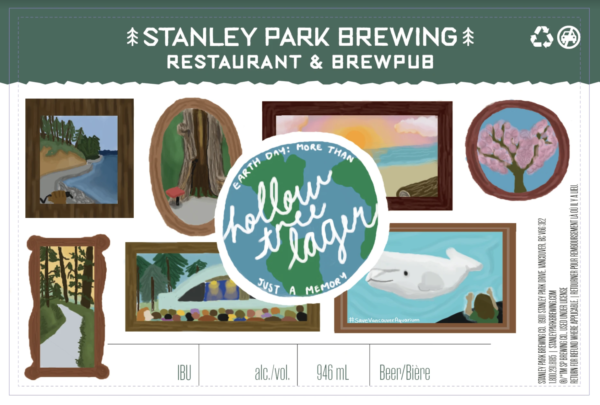 Camille Lemire - Stanley Park Brewing