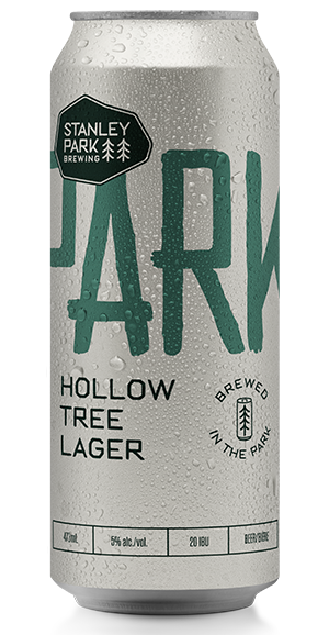 Hollow Tree Lager - Stanley Park Brewing