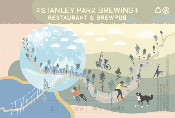 Kasia Lajlo - Stanley Park Brewing