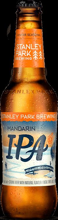 Mandarin IPA - Stanley Park Brewing