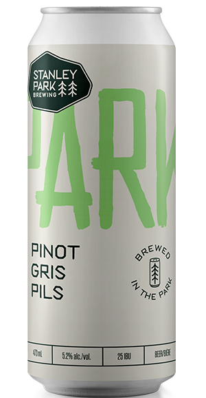 Pinot Gris Pils - Stanley Park Brewing