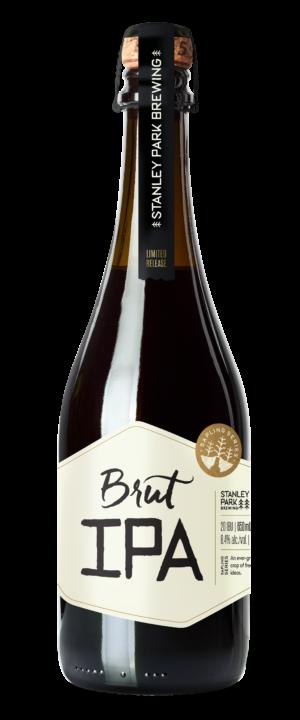 Brut IPA - Stanley Park Brewing