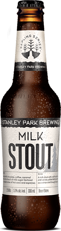 Milk Stout - Stanley Park Brewing