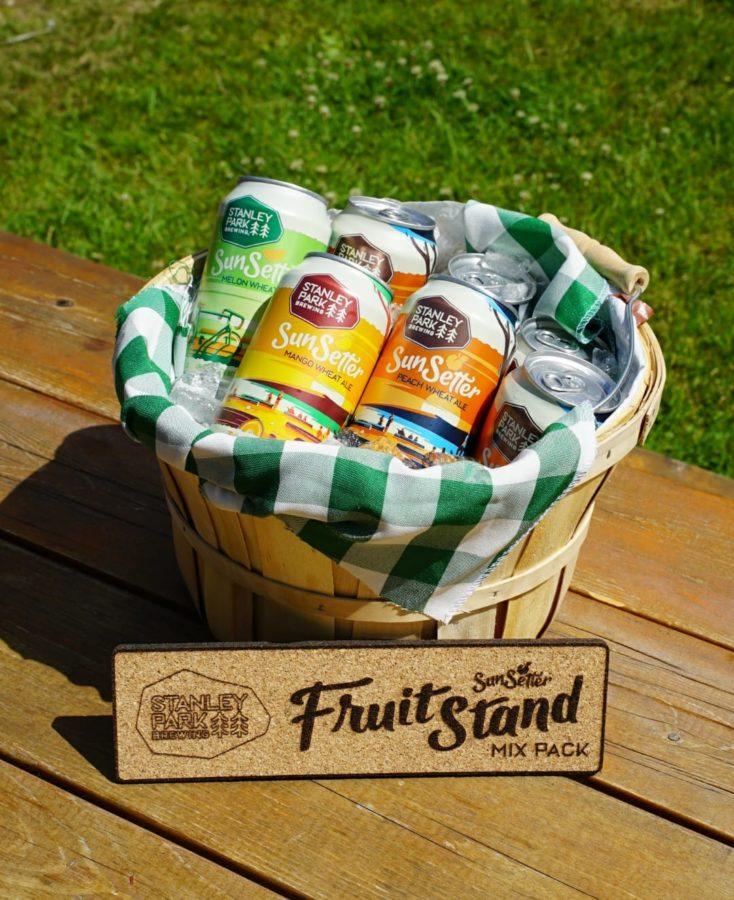 SunSetterBasket - Stanley Park Brewing