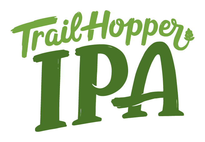 Trail Hopper IPA Logo