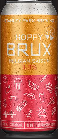 Hoppy Brux - Stanley Park Brewing