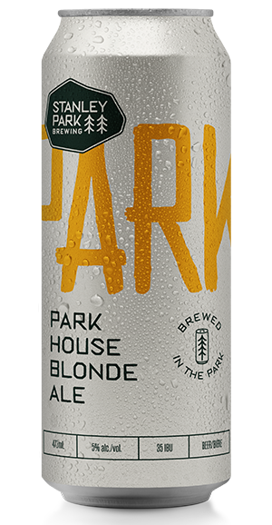 Park House Blonde Ale - Stanley Park Brewing