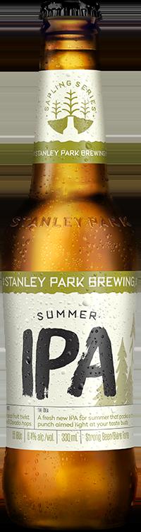 Summer IPA - Stanley Park Brewing