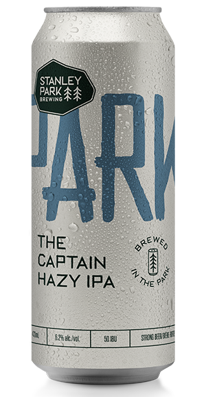 The Captain Hazy IPA - Stanley Park Brewing